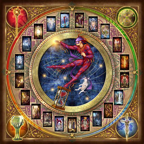 Tarot Divination The Tarot tarot leitura e escrita um deck maravilhoso legacy of the tarot
