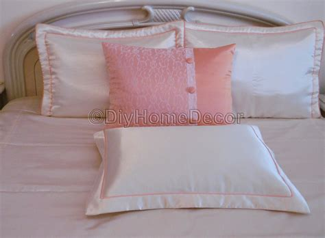 How To Make A Sham Pillow Cover by How To Make Pillowcases Envelope Pillow Cover With Buttons Diy Home Decor