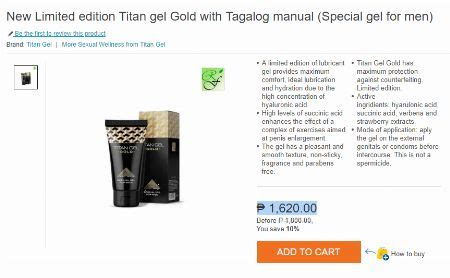 titan gel beauty products makati philippines brand new 2nd hand for sale page 4