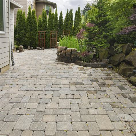 Inexpensive Pavers For Patio 6 Brilliant And Inexpensive Patio Ideas For Small Yards Huffpost