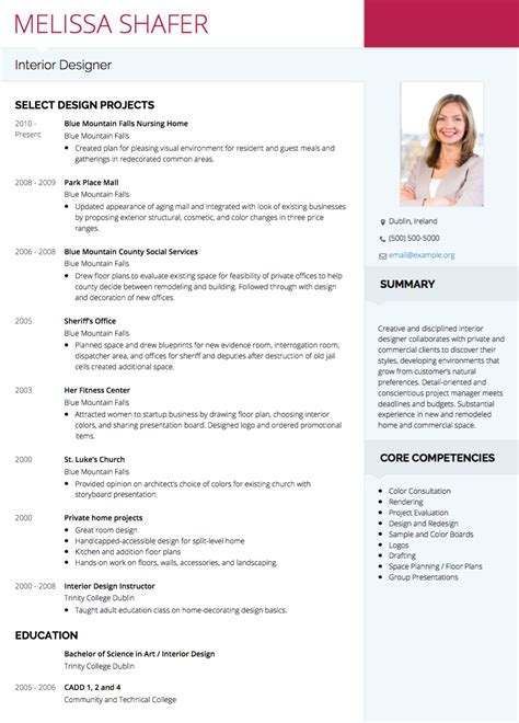 contemporary resume screening tips vignette exle