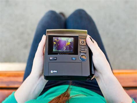 polaroid  digital instant camera gadgetsin