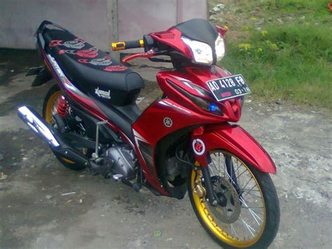 jupiter motor gambar foto modifikasi motor jupiter z motorcycle review