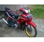 Gambar Foto Modifikasi Motor Jupiter Z  Motorcycle Review