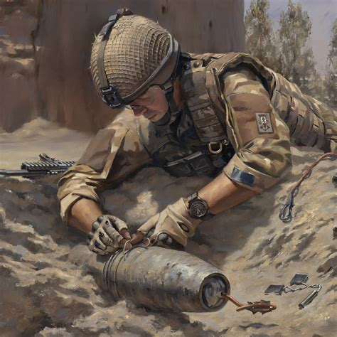D O E towards the bomb artist stuart brown