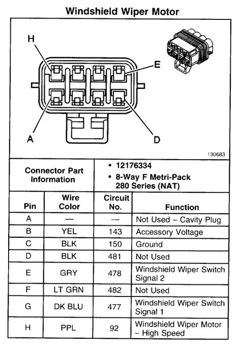 wiper motor wiring diagram 90 gmc get free image about