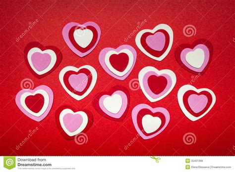 Skinnova Whitening Complete Day Pink and pink valentines day hearts royalty free stock photos image 35451398