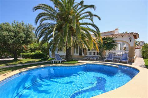 casa con piscina privada casas con piscina privada en la costa blanca d 233 nia