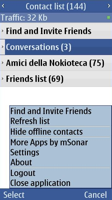 fb chat full version symbian facebook chat per nokia symbian 3 s60 5 3th edition