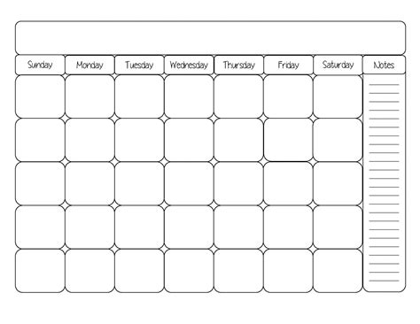 blank calendar template 2018 blank calendar template 2018 archives printable office