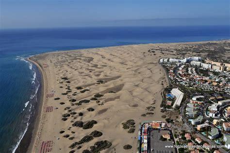 fotos antiguas grafcan dunas de maspalomas fotos aereas de canarias