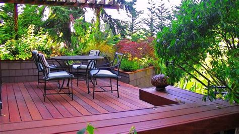 how to make my backyard beautiful beautiful small backyard deck designs youtube