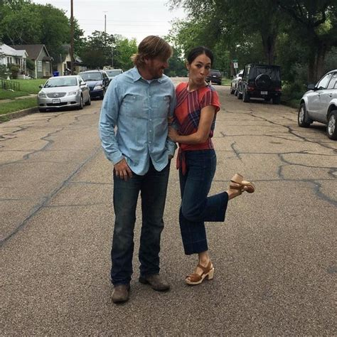 fixer upper season 5 video of chip gaines pumping gas popsugar home