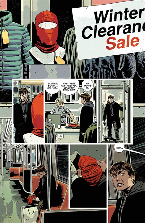 Kill And Be Killed kill or be killed 4 releases image comics
