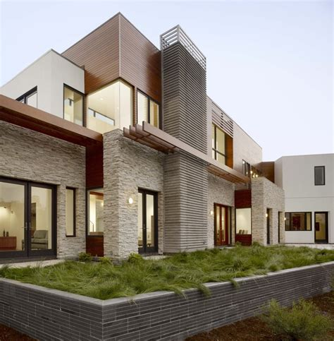 home architecture hillsborough house 1 contemporary exterior san francisco by charles debbas architecture