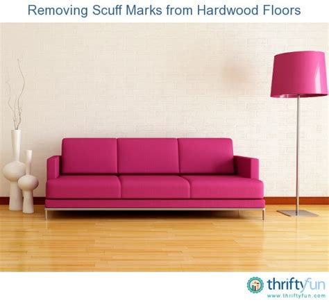 Removing Scuffs From Wood Floors by Removing Scuff Marks From Hardwood Floors Thriftyfun