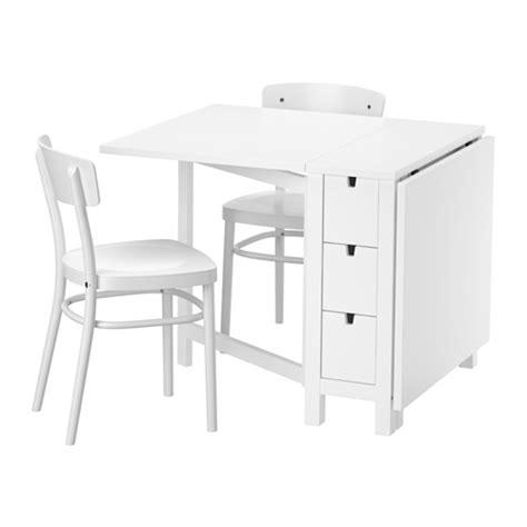 ikea tavolo norden norden idolf table and 2 chairs ikea