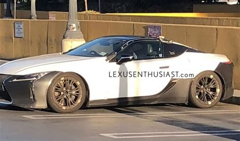 2019 Lexus Lc F by 2019 Lexus Lc F Price Photos News Release Date Specs