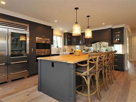 elegant classic cherry kitchen cabinets light cabinets 25 elegant kitchens with hardwood floors page 5 of 5