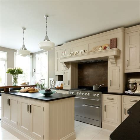 spacious neutral kitchen neutral kitchen ideas housetohome co uk