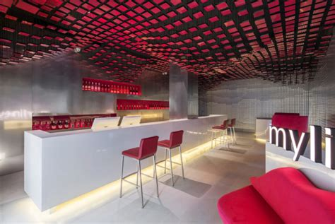design milk hotel the mylines hotel in hangzhou china is designed to