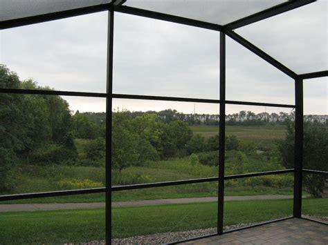 porch enclosures screen systems