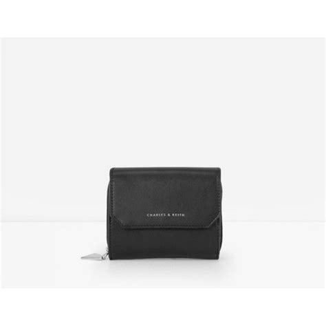 Wallet Charles Keith 7512 A charles keith small classic wallet 1 860 php liked on
