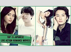 Top 15 Japanese Live Action Romance Movies   Japanese ... L Dk Live Action Movie