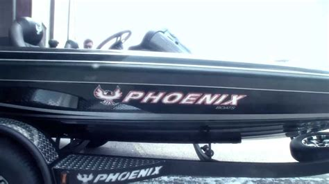phoenix boats factory tour rc cooper meets with phoenix boats youtube