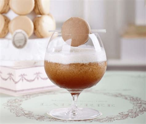 macaron inspired cocktails laduree