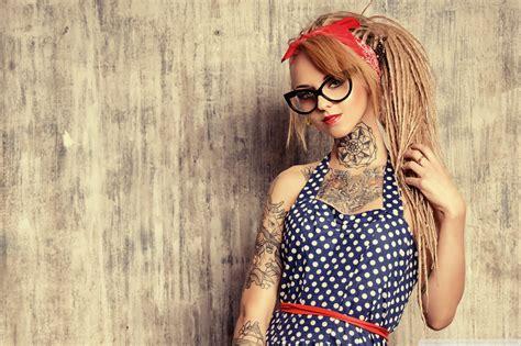 tattoo girl wallpaper free download devusa tattoo girl 4k hd desktop wallpaper for 4k ultra hd