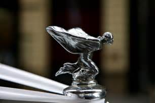 Rolls Royce Bonnet Emblem Charles Rolls And Henry Royce The History Of Rolls Royce