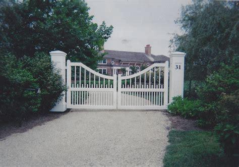 driveway gates east hampton fence gate