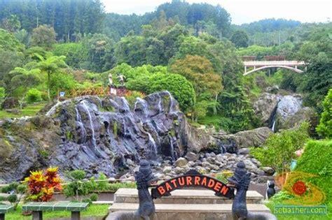 kisah  balik nama tempat wisata baturraden bloge wong