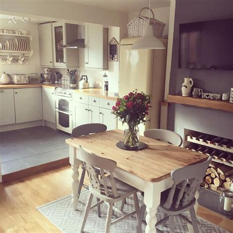 country kitchen diner ideas the 25 best small cottage interiors ideas on