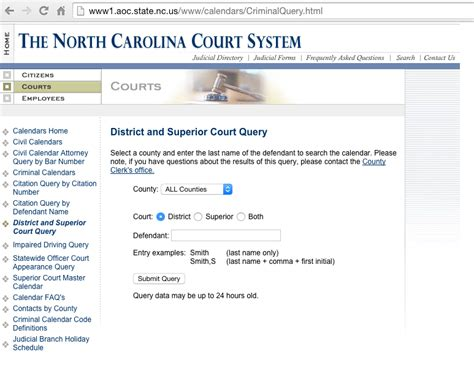 Court Search Nc Court Appearance Archives Berniesez