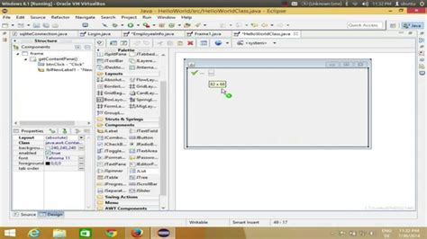 eclipse tutorial java youtube java eclipse gui tutorial 17 how to use jlist in java