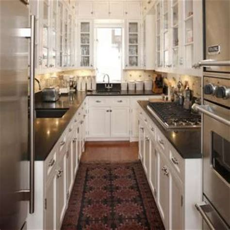 turning a galley kitchen into an open kitchen u shaped galley kitchen galley kitchen design ideas 16