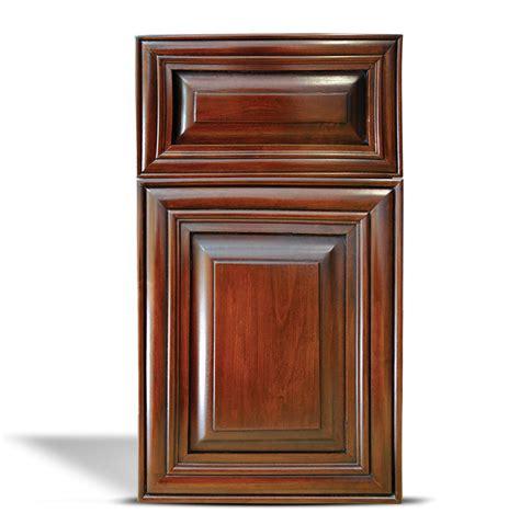 special custom miter doors cinnamon classic