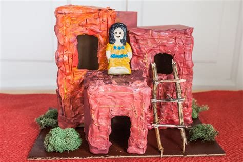house project ideas how to build a pueblo for a school project synonym