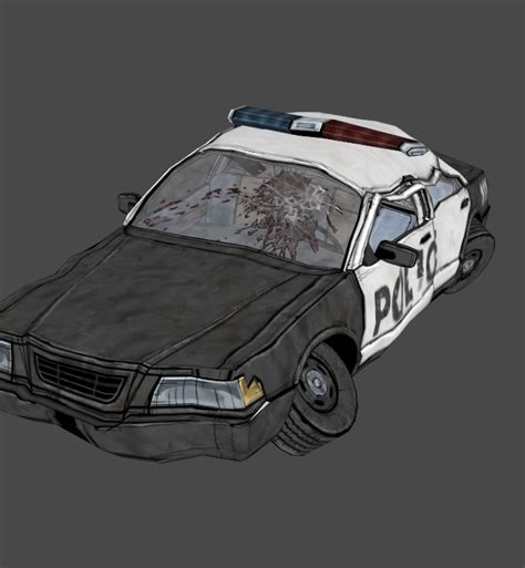 wrecked car drawing wrecked car the walking dead xps by akandrov on
