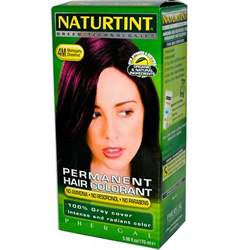 naturtint permanent hair color naturtint permanent hair colorant 4m mahogany chestnut