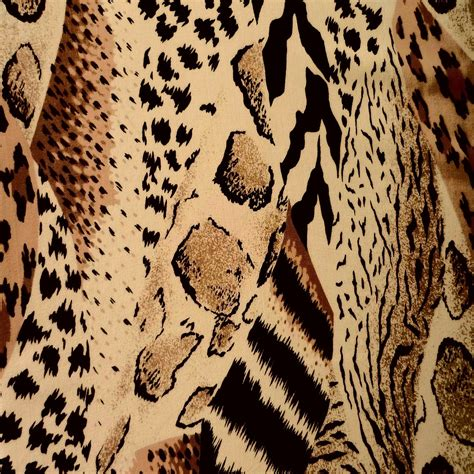 African Safari Home Decor by Animal Print Texture In Home Design
