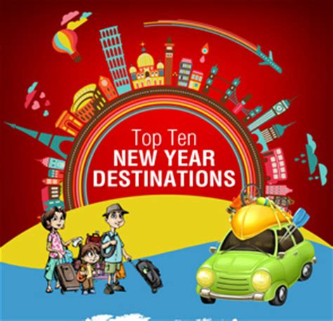 best new year destinations in the world happy holidays in 2016 map information and facts