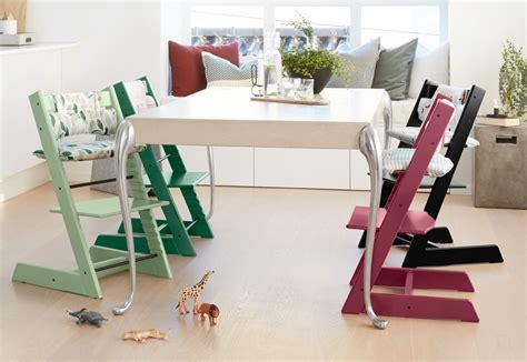 tripp trapp stuhl stokke drie prachtige natuurlijke kleuren