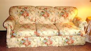flowered sofas unique upon it gig harbor for sale bassett floral sofa