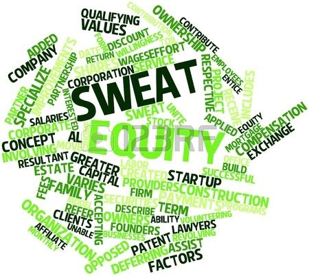 sweat equity issue of sweat equity shares for a private company