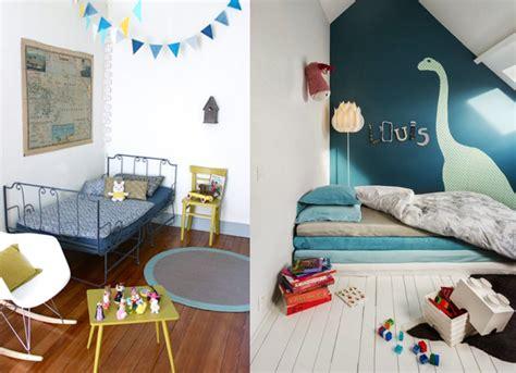 Bien Deco Chambre Garcon 6 Ans #1: idee-deco-chambre-enfant-petit-garcon-dinosaure.png