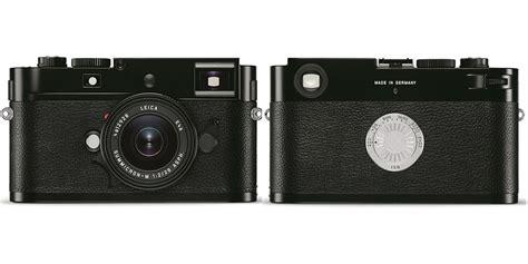 Kamera Leica Seri M leica m d typ 262 kamera rangefinder digital tanpa layar lcd belajar fotografi