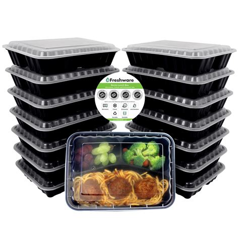 Sectional Lunch Boxes by Sectional Lunch Containers Comparison Chart Of Best